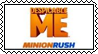 Despicable Me-Minion Rush stamp by SugaryDonutz