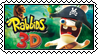 Rabbids 3D Travel in Time stamp by SugaryDonutz