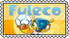 Fuleco stamp by SugaryDonutz