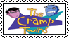 Cramp Twins stamp by SugaryDonutz