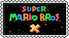 Super Mario Bros. X stamp by SugaryDonutz