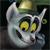 Creepy Julien icon by SugaryDonutz