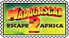 Madagascar Escape 2 Africa stamp by SugaryDonutz