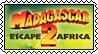 Madagascar Escape 2 Africa stamp by SugaryDonutz