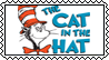 The Cat in the Hat stamp by SheiksDWeirdo