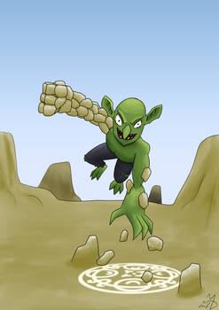 Goblin Golemancer