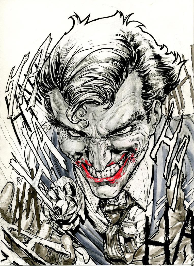 Joker Final by RansomGetty on DeviantArt