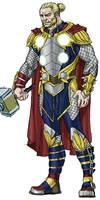Thor Redesign 2