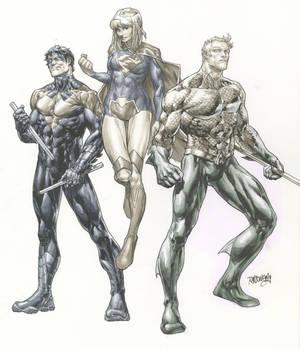 DC Heroes Final
