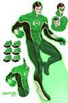 PR Green Lantern