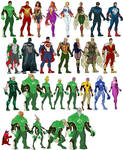 DC Redesigns