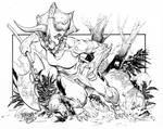 Tricerachops GRANITE CON