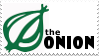 I Support the Onion Stamp by TRegnier2795