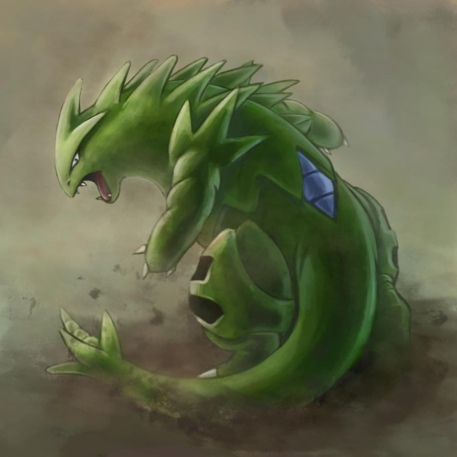 Best Larvitar Nature Pokemon X
