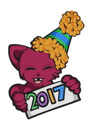 Happy New Years   2017 by wtxy