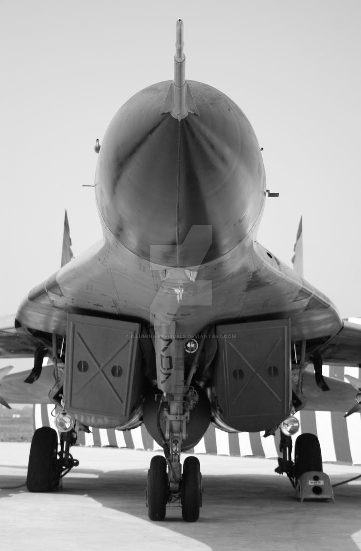 MiG 29 Russian Fighter Jet by illuminati-visuals