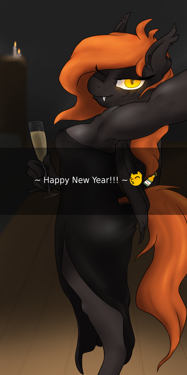 Happy New Year :D by Slouping