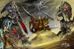Diablo 3 - Merry Christmas by Partin-Arts