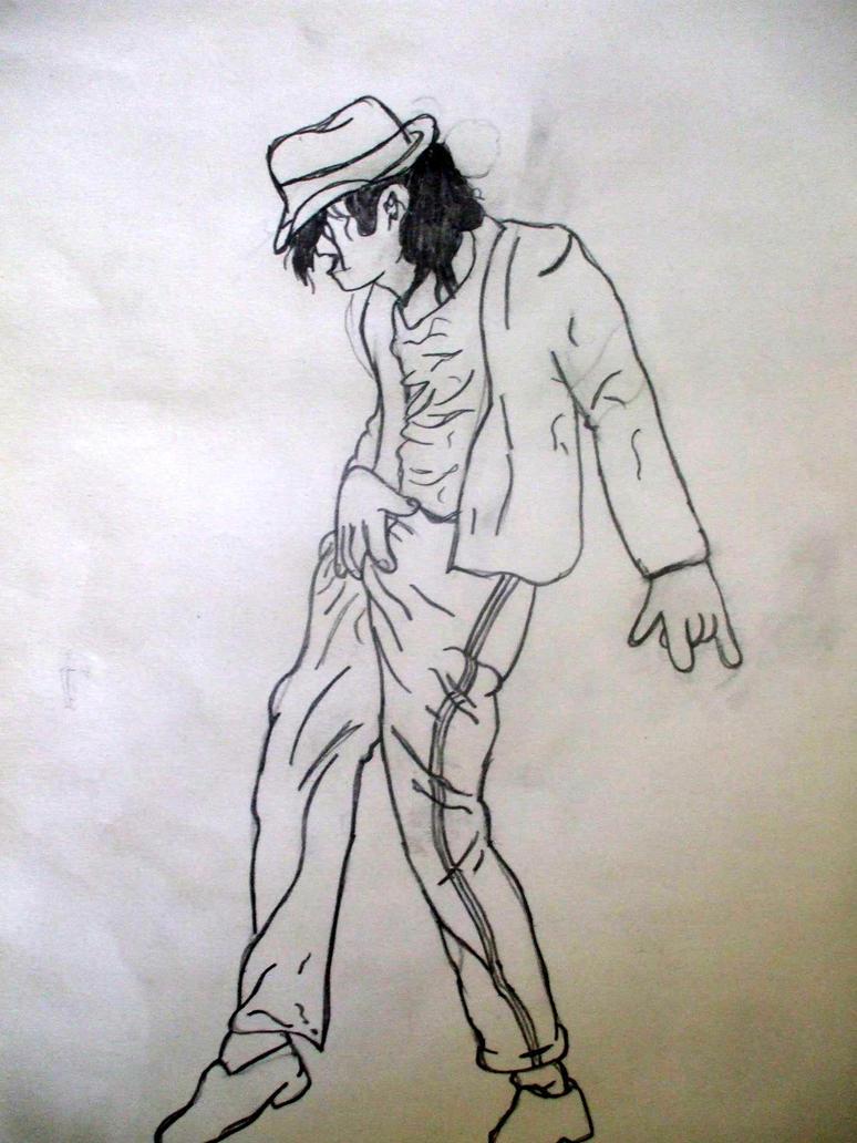 Billie jean Dance by sperhak618 on DeviantArt Michael Jackson Drawings Easy