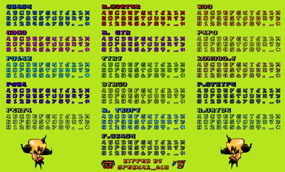 ctr fonts update by sperhak618 on deviantart