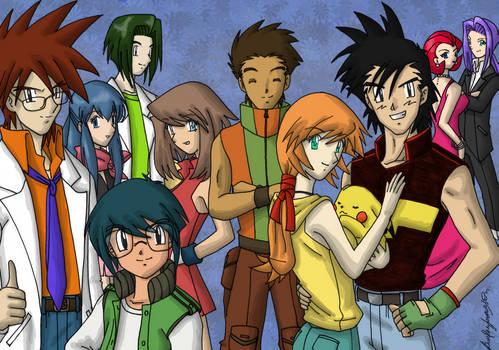 Pokemon Years Later