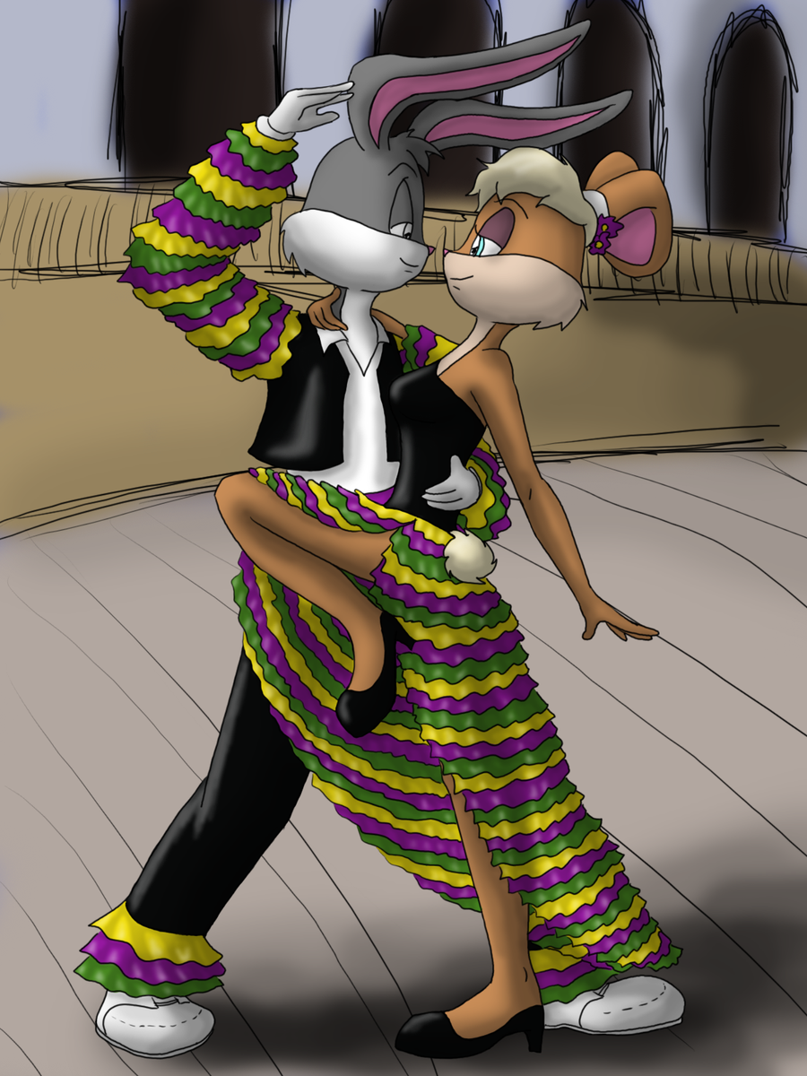 Hips don 39 t lie tango by da wabbit on deviantart - Bugs bunny pirate ...