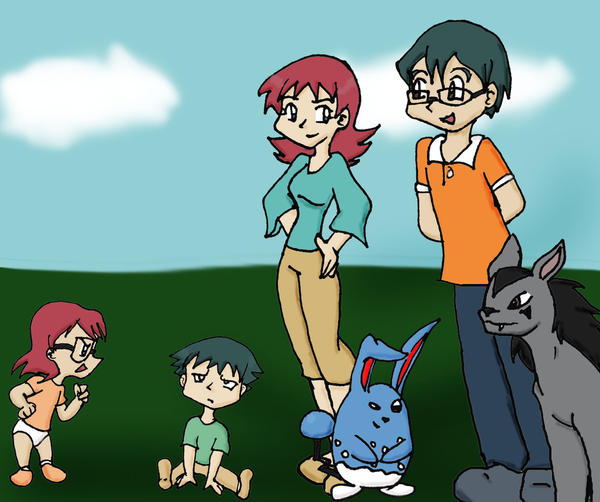 Max Pokemon Grown Up