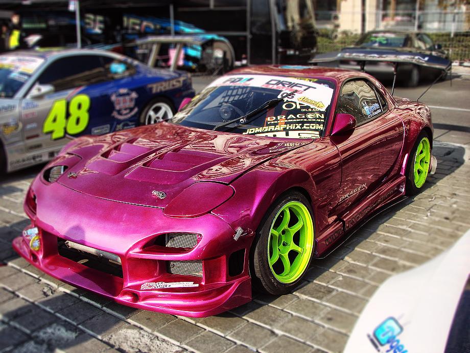Mazda Rx7 Drift Car By Sk1zzo On Deviantart