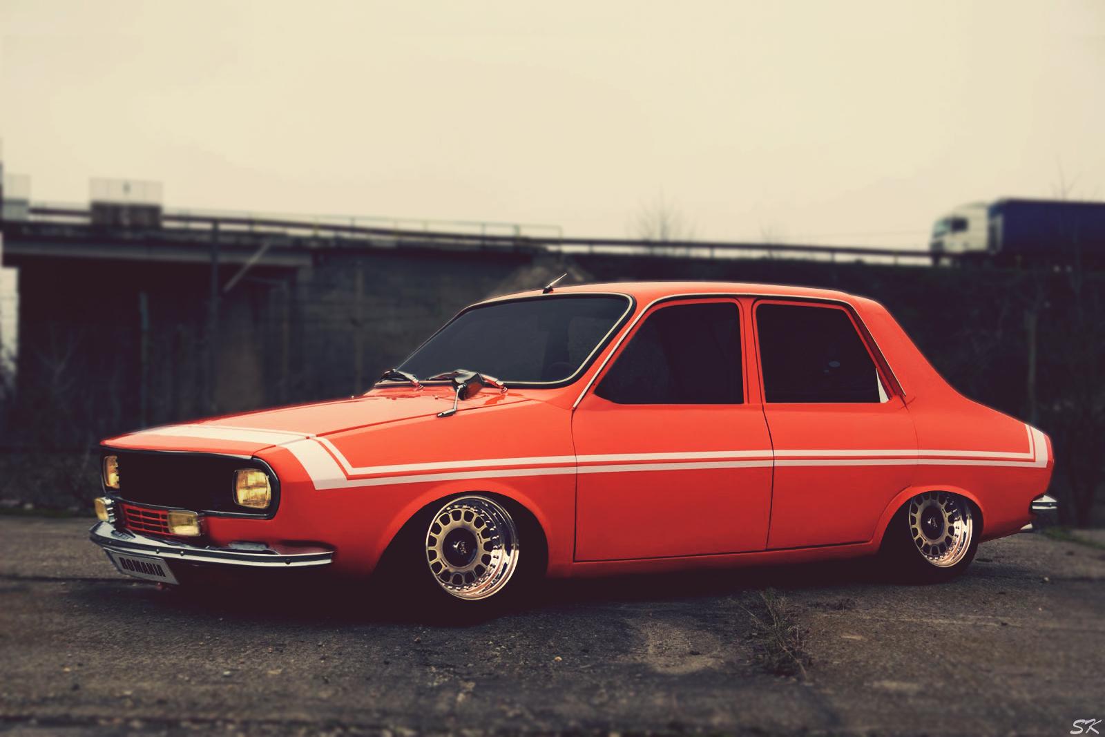 Dacia 1300 by Sk1zzo