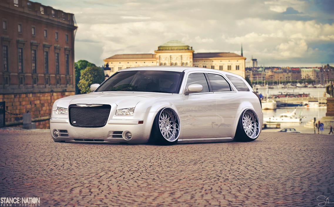 Stanced Chrysler 300 Stanced Chrysler 300C ...