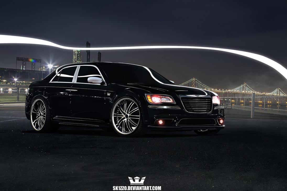 2014 Chrysler 300c By Sk1zzo On Deviantart