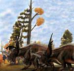 Styracosaurus 8