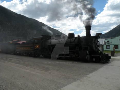 Locomotive 481 what if