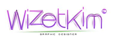 WizetKim Logo by wizetkim