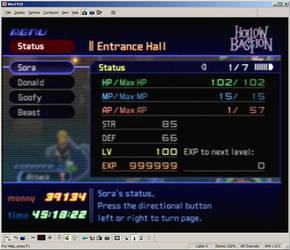 Kingdom Hearts Screen Shot 4 by R-a-j