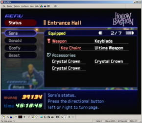 Kingdom Hearts Screen Shot 5 by R-a-j