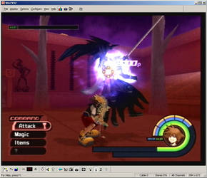 Kingdom Hearts Screen Shot 7 by R-a-j