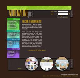Adrenalinepcs.com NEW by R-a-j