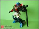 [MOC] Optimus Prime v 1.1 Robot Mode