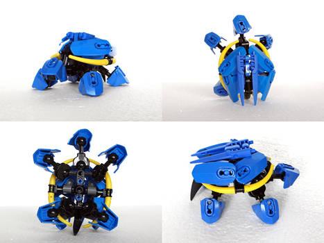 Turtle (44009 alternative model)