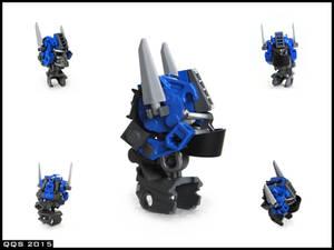 [WIP] Optimus Prime Head