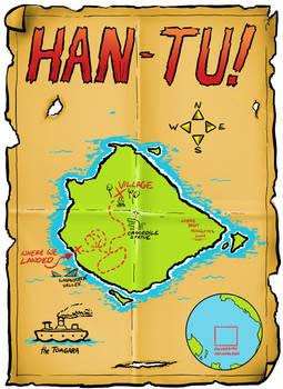 Map of Han-Tu