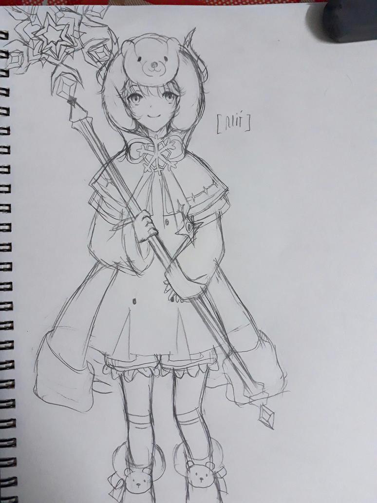 FanArt Alice  by LenMikas