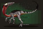 Jurassic Park - Troodon