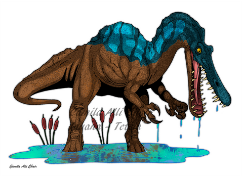 Jurassic World - Mattel Irritator