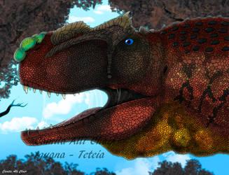 Yang-Chu'an Lizard
