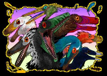 ...Raptors!