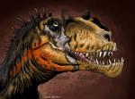 Broken Jaw by FreakyRaptor