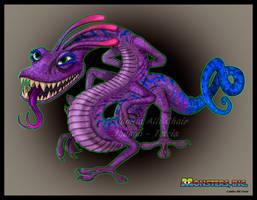 Monsters inc. - Randall Boggs