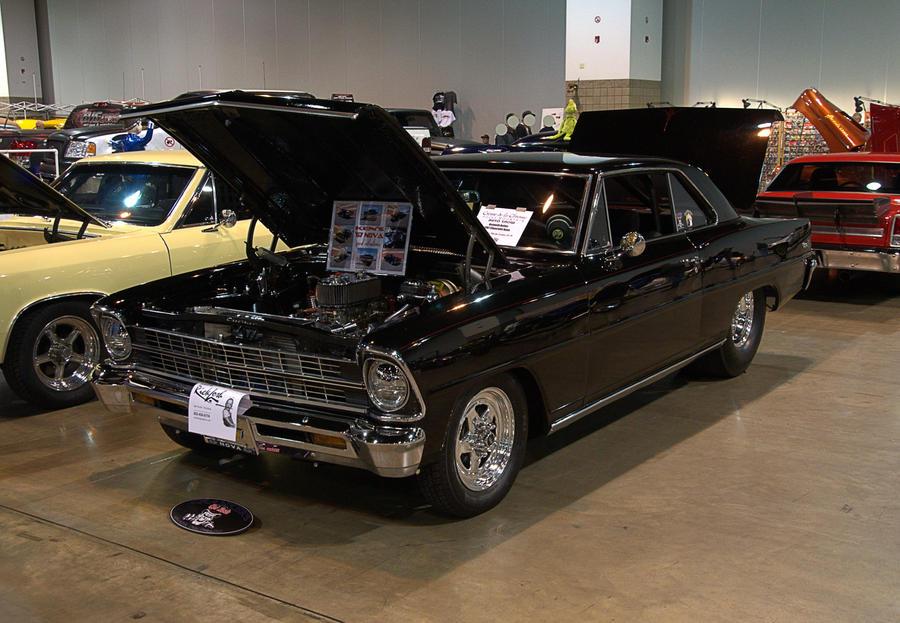 1967 Chevrolet Nova by Razgar